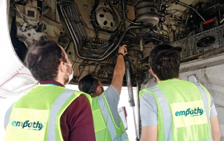 Aircraft Line Maintenance